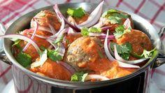 Foto: Tone G. Johannesen / NRK Spicy Baked Chicken, Baked Chicken Tenders, Tandoori Chicken, Garam Masala, Gluten Free, Meat, Cooking, Ethnic Recipes, Food