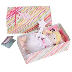 Sleepover Tooth Fairy, a lovely keepsake gift for kids Age 7.