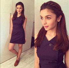 10 Shaandaar Alia Bhatt hairstyles you can try with your daily outfits- view pics! Alia Bhatt Hairstyles, Bollywood Hairstyles, Ethnic Outfits, Fashion Outfits, Fashion Tips, Popular Hairstyles, Trendy Hairstyles, Alia Bhatt Cute, Traditional Outfits