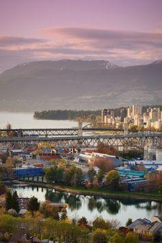 Attractive Vancouver http://www.travelandtransitions.com/destinations/destination-advice/north-america/