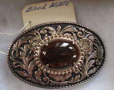 Blood agate cab BB $25.00