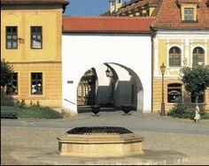 Town Hall Square, Bardejov, Slovakia Town Hall, Home Fashion, Medieval, Mansions, House Styles, Home Decor, Mansion Houses, Homemade Home Decor, Manor Houses