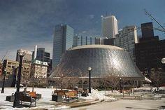 Roy Thompson Hall in Toronto, Canada