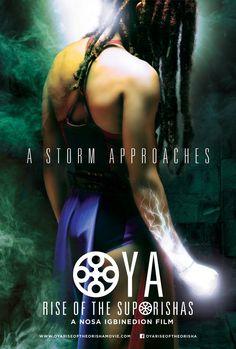 "African deities clash in African superhero movie ""Oya Rise of the Orishas"" - Nerd Underground"