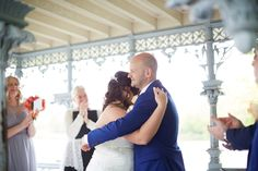 5/11/17: Janice & Iain UK Central Park NYC wedding with Photo: Simply Eloped