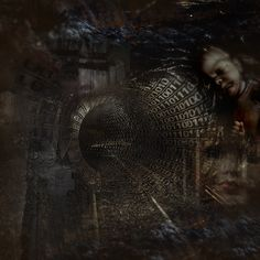 A Repository of Dark Dreams - Digital Art of Andrew Kavanagh