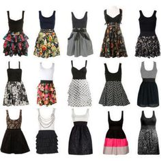 These dresses are amazing