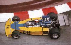 1975 John Watson, Surtees TS16 Ford
