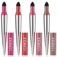 Clinique's New Lip Product Is Like Eyeshadow For Your Lips