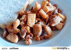Sádlo z trouby bez míchání recept - TopRecepty.cz Food 52, Potato Salad, Cereal, Food And Drink, Potatoes, Treats, Breakfast, Ethnic Recipes, Canning