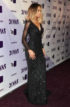 Ciara - VH1 Divas 2012 - Red Carpet