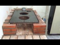 Dirty Kitchen Design, Outdoor Kitchen Design, Primitive Kitchen, Rustic Kitchen, Kitchen Decor, Outdoor Stove, Pizza Oven Outdoor, Outdoor Kocher, Portable Fire Pits