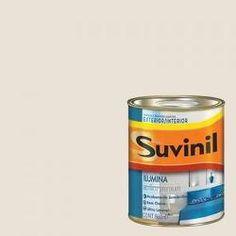 Tinta Acrilica Semi Brilho Premium Suvinil Algodão