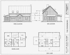 Post U0026 Beam House Plans And Timber Frame Drawing Packages By Timberworks  Design