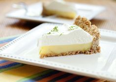 Margarita Pie -- to go with the Gin and Tonic Cake!
