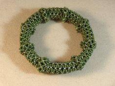 Netted Bangle Bracelet
