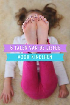 De 5 talen van de liefde voor kinderen Blog