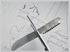 MK - cortador de hojas, las hojas de porcelana fría   Feria Masters - hecho a mano, hecho a mano