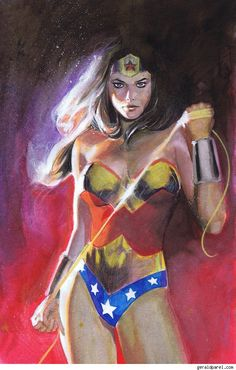 Gerald Parel Pencils Smoldering Superheroine Pin-Ups And The Masters Of The Universe [Art] - ComicsAlliance | Comic book culture, news, humor, commentary, and reviews