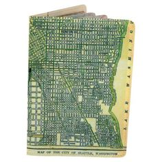 Seattle Map Travel Passport Holder ** You can find more details by visiting the image link.