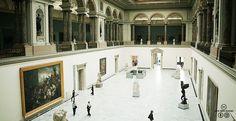 벨기에 왕립미술관 :: 네이버캐스트 Louvre