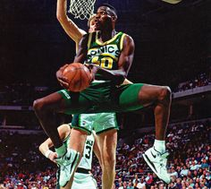 Shawn Kemp- 1992