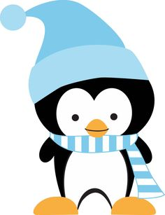 cute penguin clip art use these free images for your websites art rh pinterest com winter clothes clipart free winter clipart free download