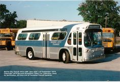 BARRIE CITY TRANSIT GMC FISHBOWL
