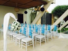 Tiffany chairs at 25.000/pc Please contact +62811805835