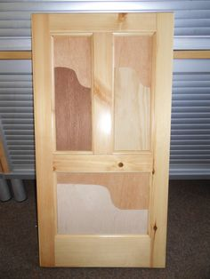 upgrading wood door to firedoor
