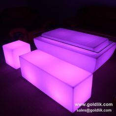 Lighted Garden Cube Chair,lighting Up Cube Seat,illuminated Led Cube Chair  Http://goldlik.com/product Cube Gkc 040rt.html   Pinterest   Lights