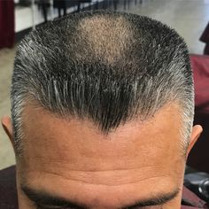 Male Short Haircuts - The shorter. the better. the hotter Young Boy Haircuts, Haircuts For Balding Men, Medium Hair Cuts, Short Hair Cuts, Haircut Medium, Beard Images, Hair And Beard Styles, Hair Styles, Grey Hair Men