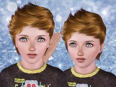Skysims Hair Child 085