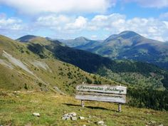 Naturparadies Nockberge - wie wahr Mountains, Outdoor Decor, Nature, Travel, Aktiv, Time Out, National Forest, Environment, Hiking