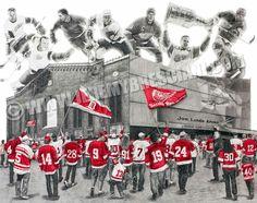 """""""Hey Hey Hockey Town"""""""