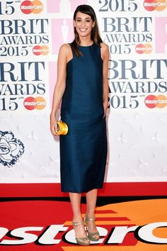 Laura Jackson-BRIT awards 2015