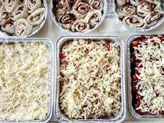 freezer meals I howsweeteats.com