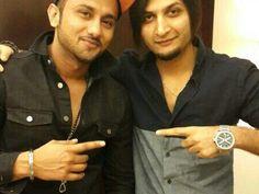 Bilal Saeed And Honey Singh Will Make Collaboration