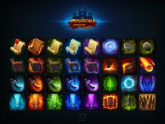 Immortals.icons by skyside on deviantART