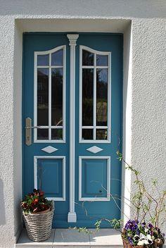 Haustüren aus Holz - Oberlausitzer Haustüren für Umgebindehäuser und Fachwerkhäuser