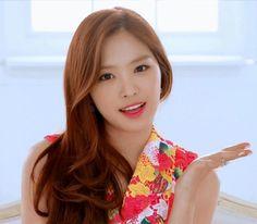 Apink Na Eun: Mr. Chu hairstyle