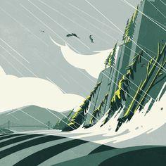 Tom Haugomat Freelance illustrator based in Paris