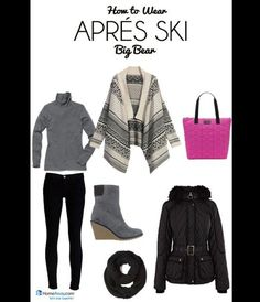 HomeAway: What to Wear for Any Ski Vacation
