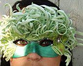 Sea and Sky Fairy Ball Masquerade Mask