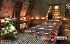 Quake Live: Quake III en tu navegador  Esto del Quake Live  promete, pero ¿qué es Quake Live