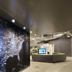 Skype's North American Headquarters in Palo Alto by Blitz.