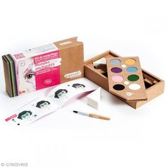 Kit de maquillaje bio Mundo encantado  - 8 colores - Fotografía n°2