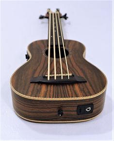 Fretless Electric Acoustic Ukulele Bass, Butterfly wood Body Built-In Tuner Bass Guitar Lessons, Drum Lessons, Bass Ukulele, Bass Guitars, Heavy Metal Guitar, Gift For Music Lover, Guitar Pedals, Indie Movies, Art Music