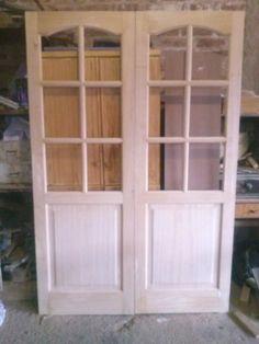doble puerta de interior en watambu