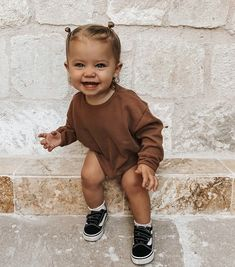 Cute Baby Names, Cute Baby Pictures, Cute Little Baby, Baby Love, Little Boys, Cute Baby Girl Outfits, Cute Baby Clothes, Toddler Outfits, Baby Girl Fashion